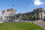 New Zealand's Parliament in Wellington