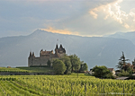Aigle Castle, Switzerland