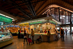 Santa Caterina Market Barcelona, Spain
