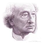 Portrait of Prime minister Sir John A. Macdonald (Intaglio Engraving)