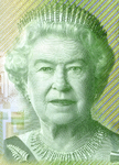 Queen Elizabeth II (Digital engraving)